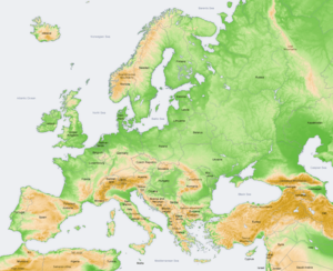 300px-Europe_topography_map_en
