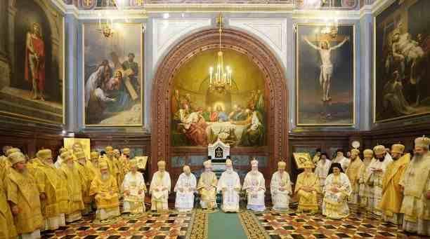 εκκλησία-Μόσχας