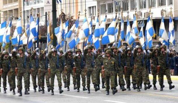 Παρέλαση 25ης Μαρτίου  (2)