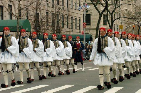 Παρέλαση 25ης Μαρτίου στη Νέα Υόρκη1