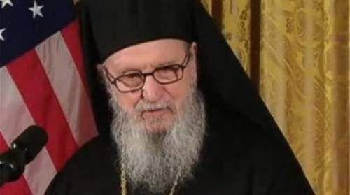 αρχιεπίσκοπος Δημήτριος