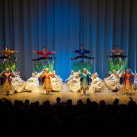 ακαδημαικό χοροθέατρο μόσχας