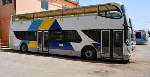 λεωφορείο αστεγων
