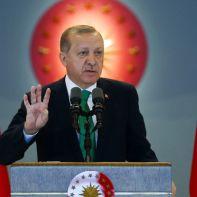 EPA/TURKISH PRESIDENT PRESS OFFICE HANDOUT