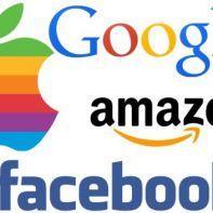 apple facebook google amazon