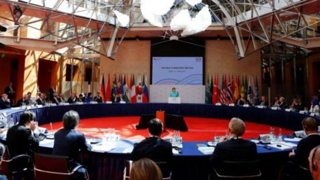 Ypourgoi-ygeias-G20