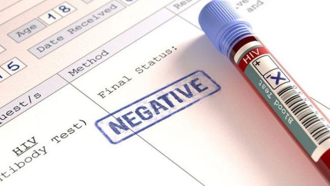 hiv-negative