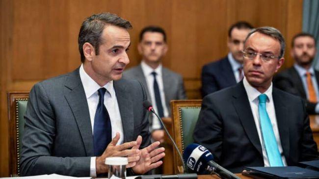 Μητσοτάκης-Σταϊκούρας