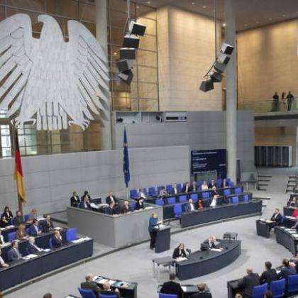 γερμανική-βουλή
