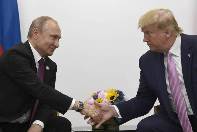 Poutin-Trump