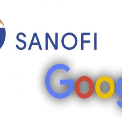 sanofi-google