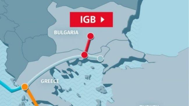 ελληνοβουλγαρικός αγωγός φυσικού αερίου