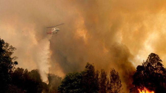 πυρκαγιές-Αυστραλία