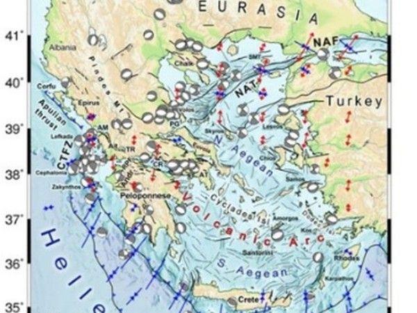 Σεισμοτεκτονικός Άτλαντας Ελλάδας