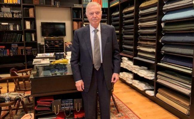 Ελληνας ράφτης του Λευκού Οίκου