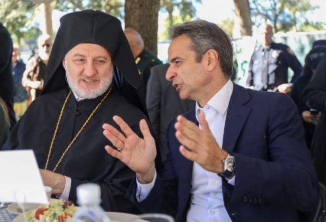 Florida Greece Kyriakos Mitsotakis