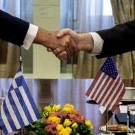 Ελλάδα-ΗΠΑ
