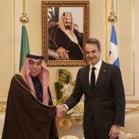 Μητσοτάκης-Σαουδική Αραβία