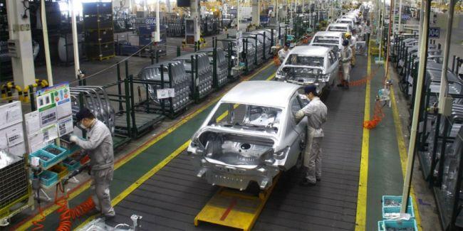Κίνα-αυτοκινητοβιομηχανία
