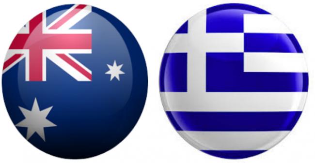 Αυστραλία-Ελλάδα