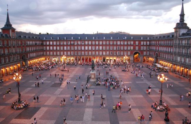 πλάθα Μάγιορ-Μαδρίτη