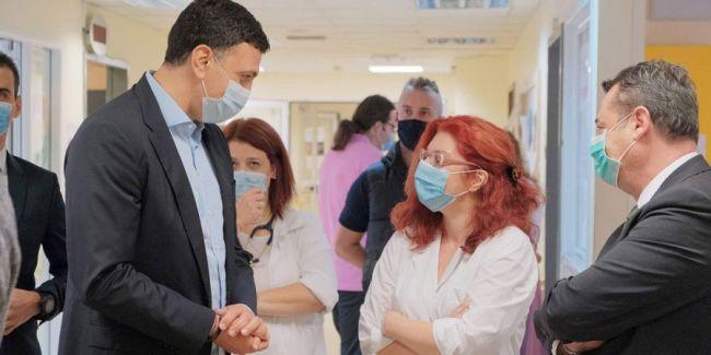 Κέντρα Υγείας-SARS